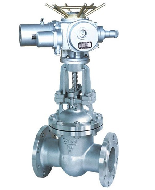 Stainless Steel Eelctric Gate Valve