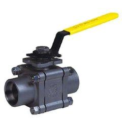 Socket Welding High Pressure Ball Valve