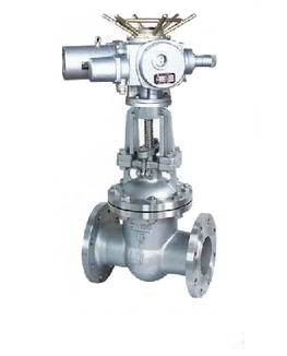 Rising Stem Electric Gate Valve