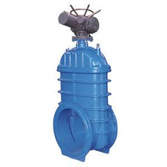 Non-rising Electric Gate Valve