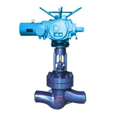 Butt Weld Electric Globe Valve