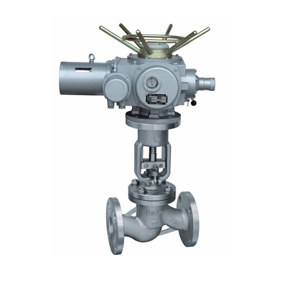 Hard Seal Electric Globe Valve