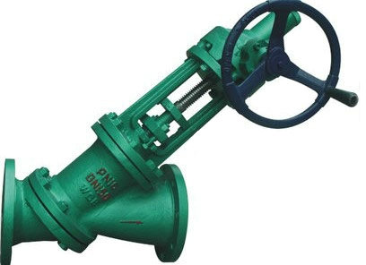 Y-type Electric Slurry Gate Valve
